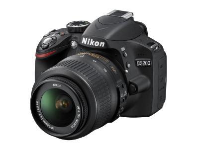 NIKON D3200 kit 18-55mm VR