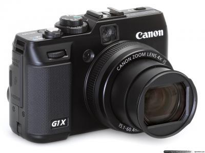CANON G1X digitalni fotoaparat