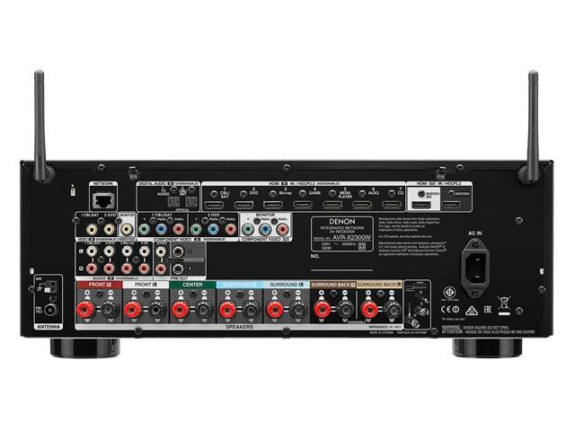 DENON AVR-X2300W AV sprejemnik #4