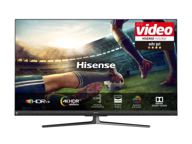 HISENSE H55U8QF 4 K UHD  TV