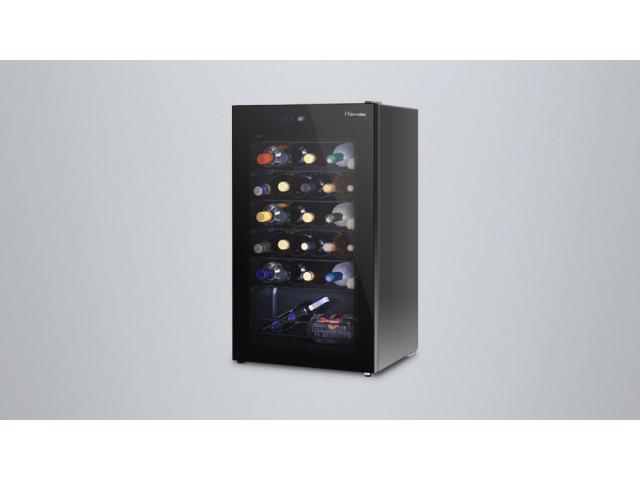 hladilnik za vino INVENTOR IW34BL #4