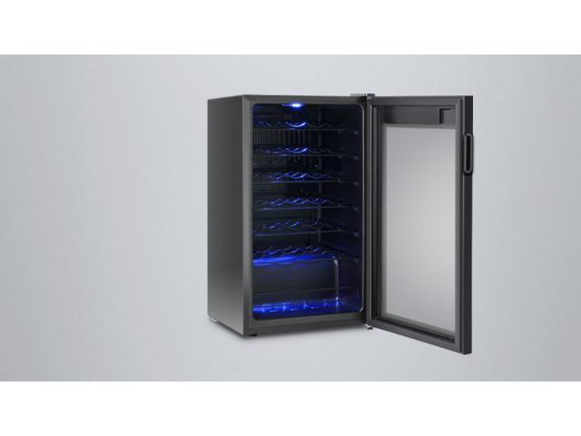 hladilnik za vino INVENTOR IW34BL #3