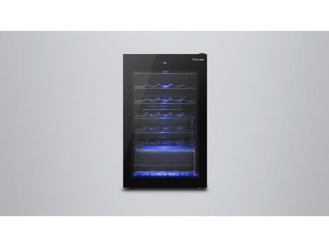 hladilnik za vino INVENTOR IW34BL