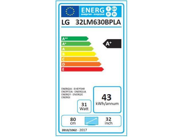 LG 32LM630  LED TV #5