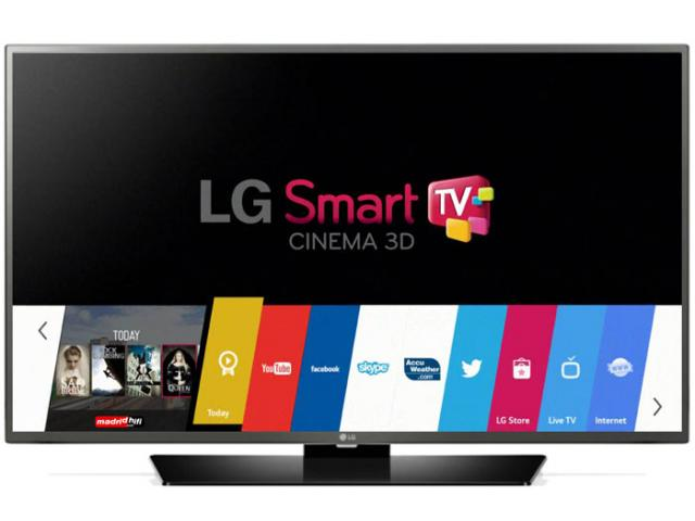 LG  3D SMART FULL HD 42LF652V  LED TV #4