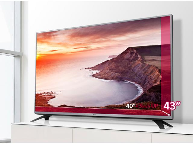 LG FULL HD 43LF540V  LED TV