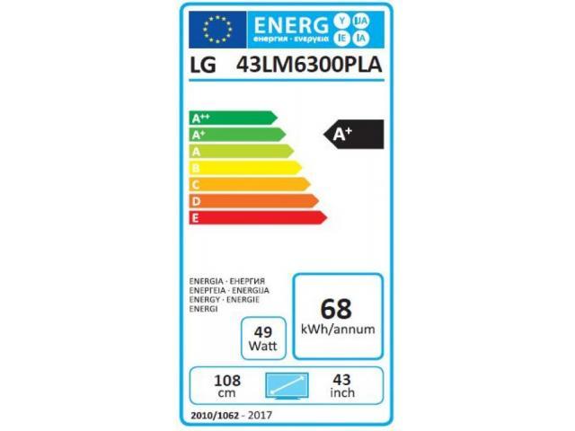 LG 43LM6300  LED TV #5