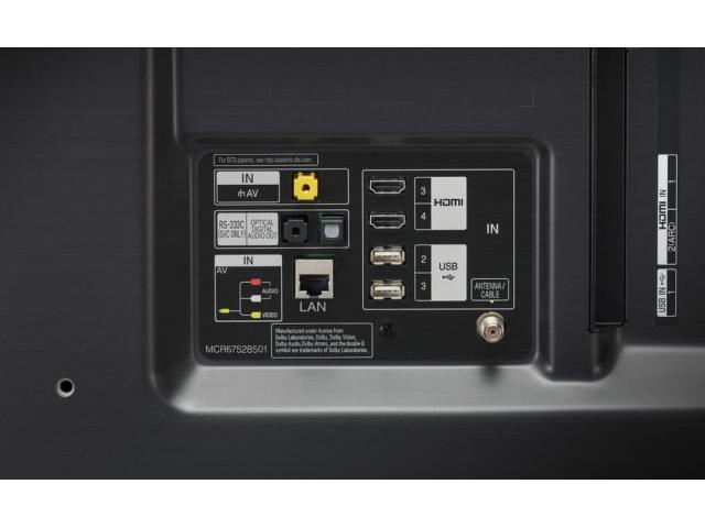 LG 49SM8050 NANOCELL TV #3