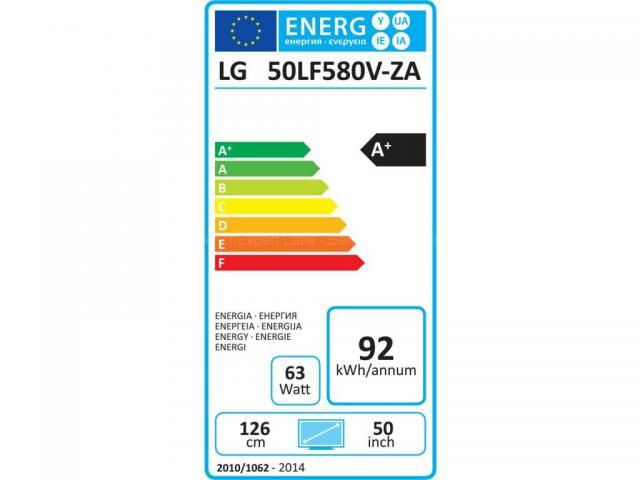 LG  SMART FULL HD 50LF580V  LED TV #5