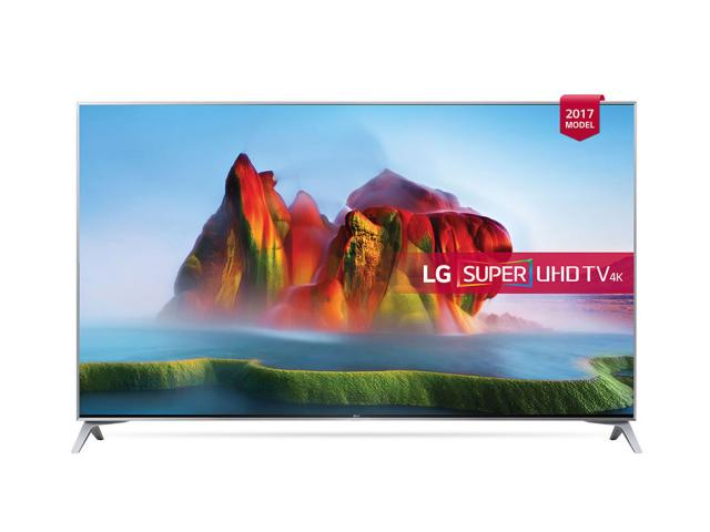 LG 55SJ800V SMART 4K SUPER UHD LED TV