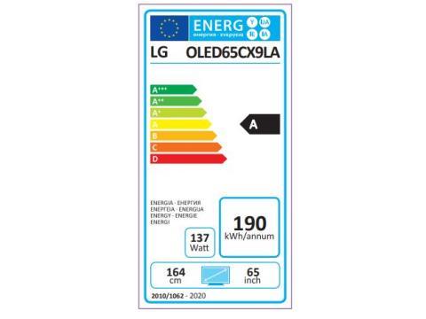 LG OLED65CX9 * #5