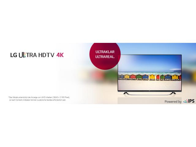 LG 4K UHD 65UF8559 3D SMART 3D TV #4