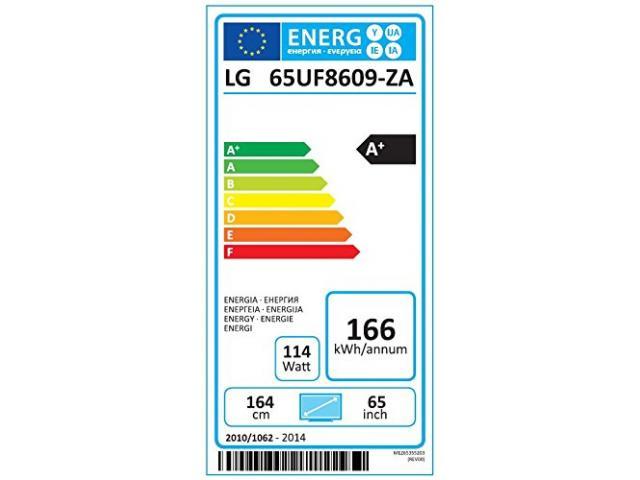 LG 65UF8609 4K LED TV #5
