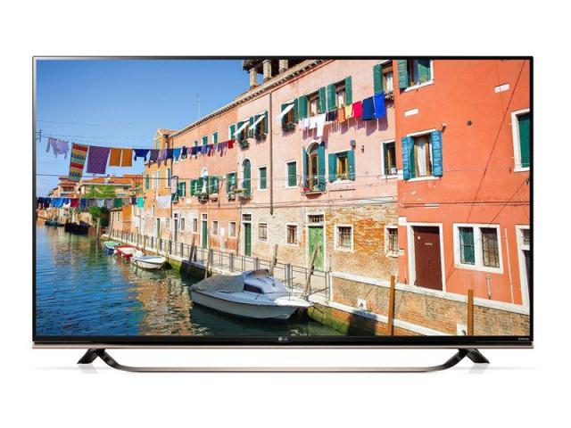 LG 65UF8609 4K LED TV #4