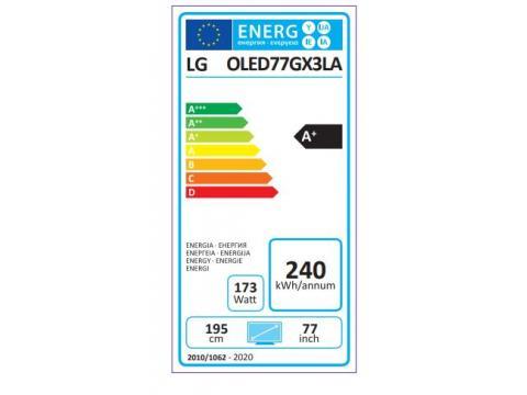 LG OLED77GX3LA #5