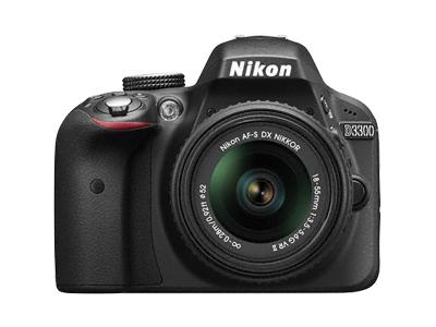 NIKON fotoaparat D3300 kit 18-55mm #2