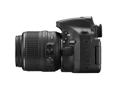 NIKON fotoaparat D5200 kit 18-105mm VR #2