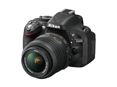 NIKON fotoaparat D5200 kit 18-105mm VR #3