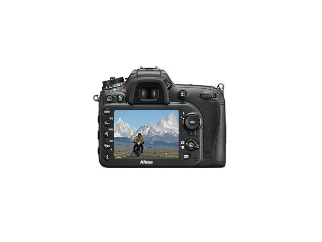 NIKON fotoaparat D7200 body #3