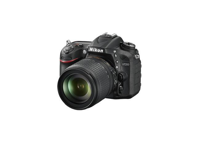NIKON fotoaparat D7200 body #2