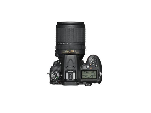 NIKON fotoaparat D7200 body #4
