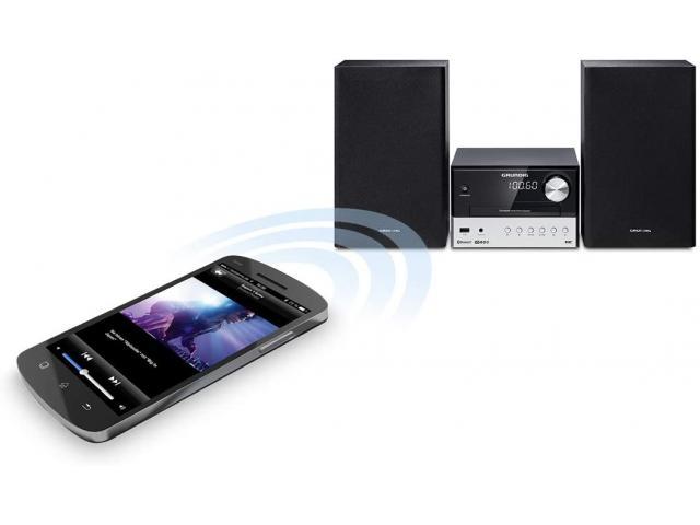 GRUNDIG CMS 3000 BT DAB micro hi-fi