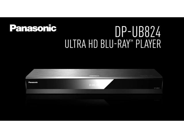 PANASONIC DP-UB824 Blu-Ray predvajalnik #4