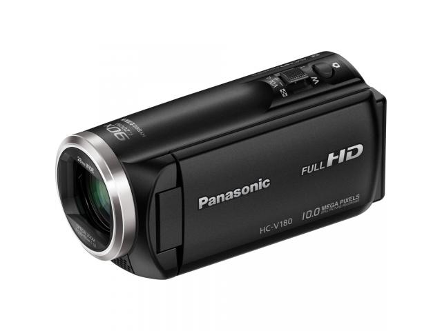 PANASONIC  HC-V180  videokamera FULL HD #4