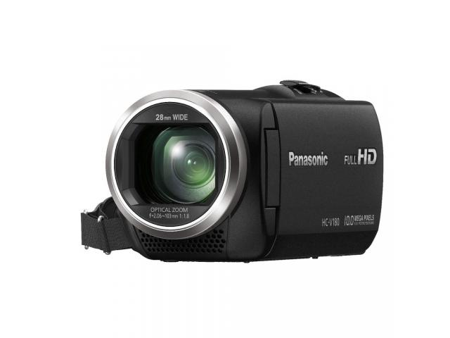 PANASONIC  HC-V180  videokamera FULL HD #3
