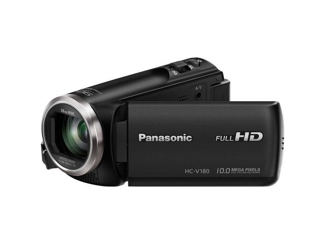 PANASONIC  HC-V180  videokamera FULL HD