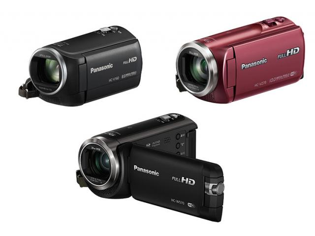 PANASONIC  HC-V270  videokamera FULL HD