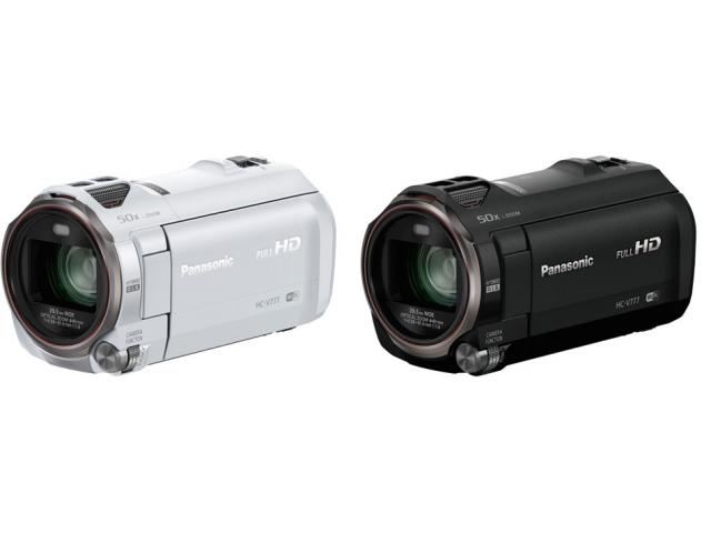 PANASONIC  HC-V777  videokamera FULL HD #4