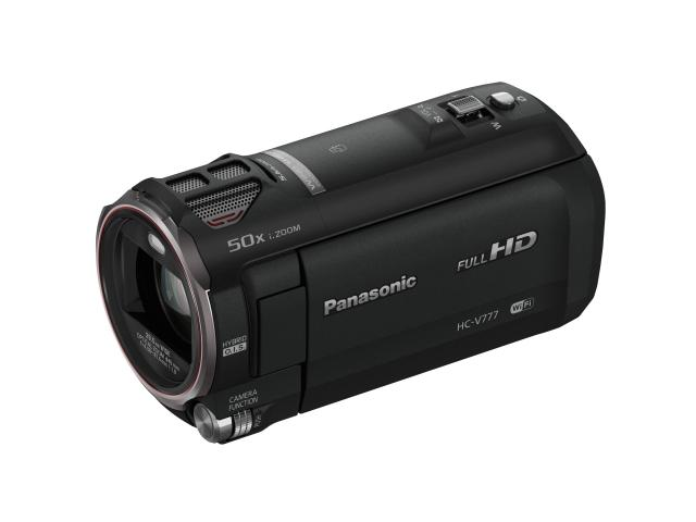 PANASONIC  HC-V777  videokamera FULL HD