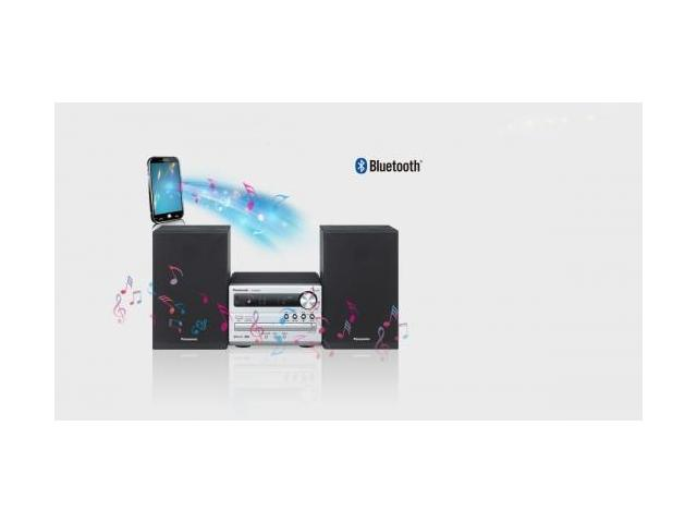 PANASONIC SC-PM254 DAB micro hi-fi #3