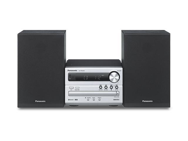 PANASONIC SC-PM254 DAB+ micro hi-fi #2