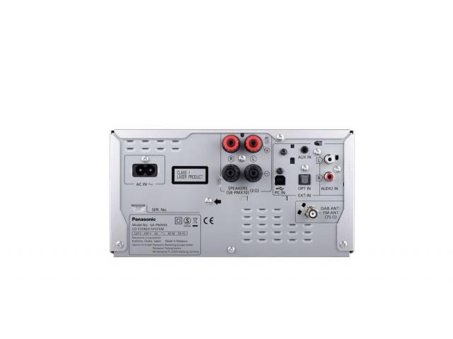 PANASONIC SC-PMX94 micro hi-fi #5