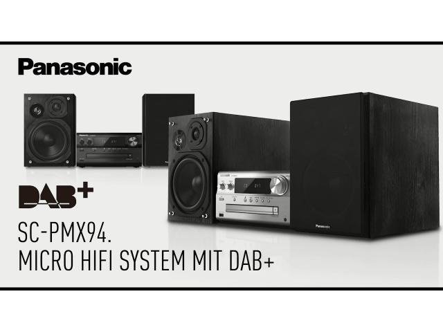 PANASONIC SC-PMX94 micro hi-fi