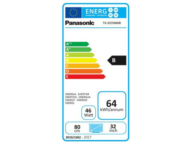 PANASONIC FULL HD TX-32ESN608  LED TV #5