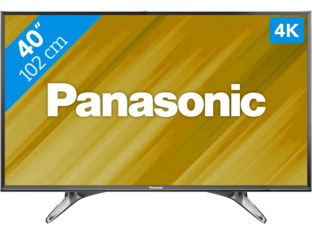 PANASONIC 4K UHD TX-40DXW604  LED TV
