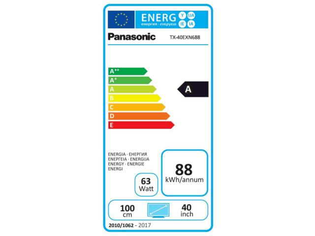 PANASONIC 4K UHD TX-40EXN688  LED TV #4