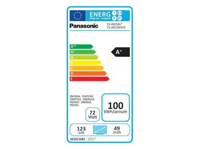 PANASONIC FULL HD TX-49ES403  LED TV #5