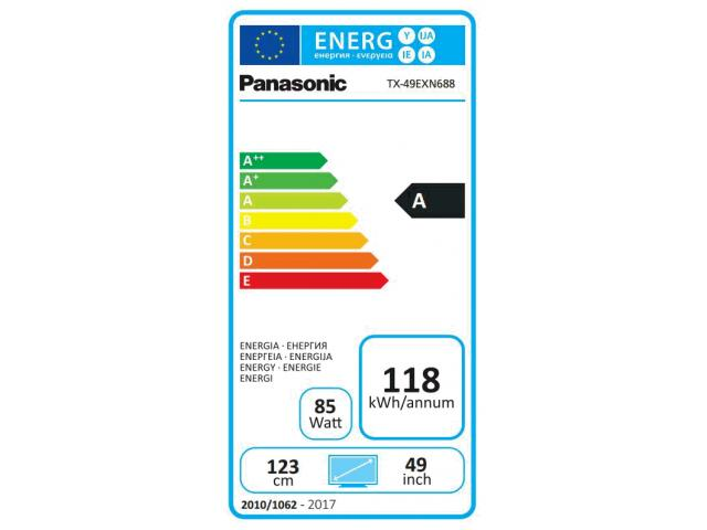 PANASONIC 4K UHD TX-49EXN688  LED TV #4