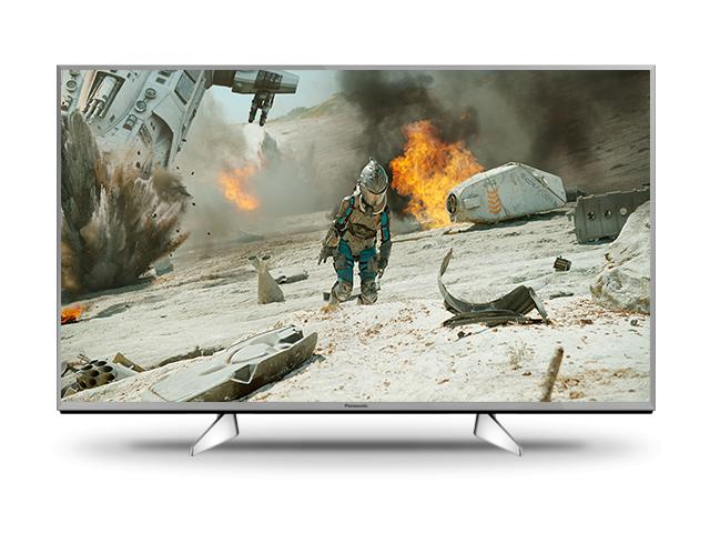 PANASONIC 4K UHD  TX-49EXW604S  LED TV SREBRN