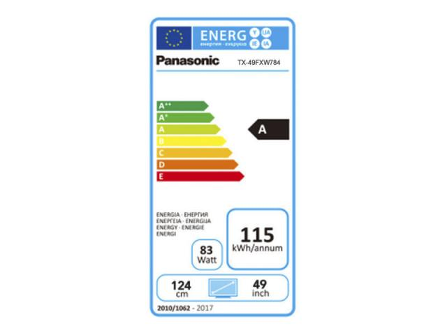 PANASONIC 4K UHD  TX-49FXW784  LED TV #5