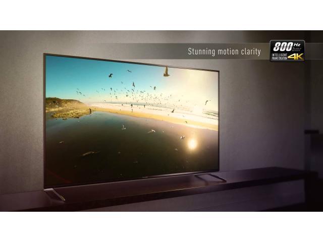 PANASONIC 4K UHD TX-55CXW704 3D LED TV #4
