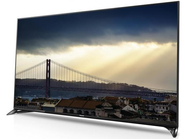 PANASONIC 4K PRO UHD TX-55CXW804 3D LED TV
