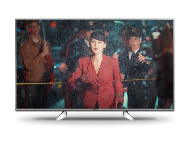 PANASONIC 4K UHD  TX-55EXW604S  LED TV SREBRN
