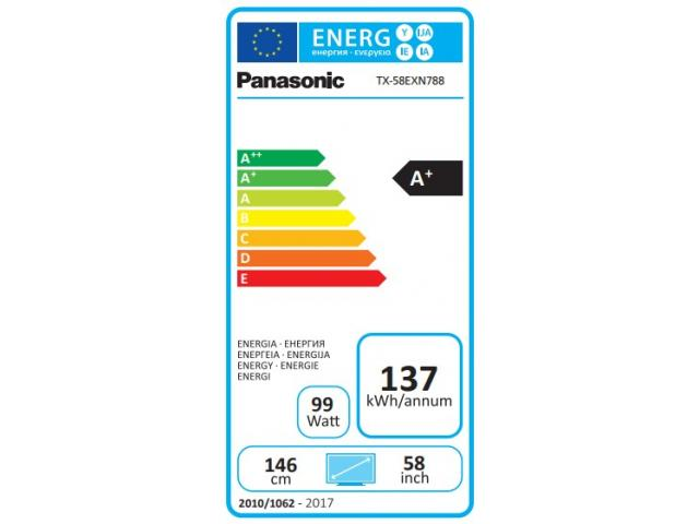 PANASONIC 4K UHD TX-58EXN788  LED TV #4