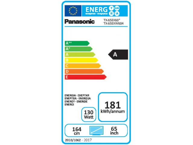 PANASONIC 4K UHD  TX-65EXW604  LED TV #5