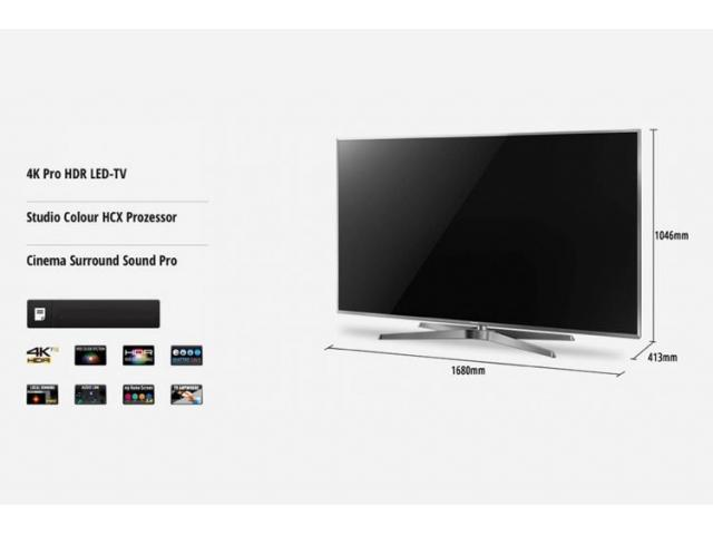 PANASONIC 4K UHD  TX-75FXW785  LED TV #4